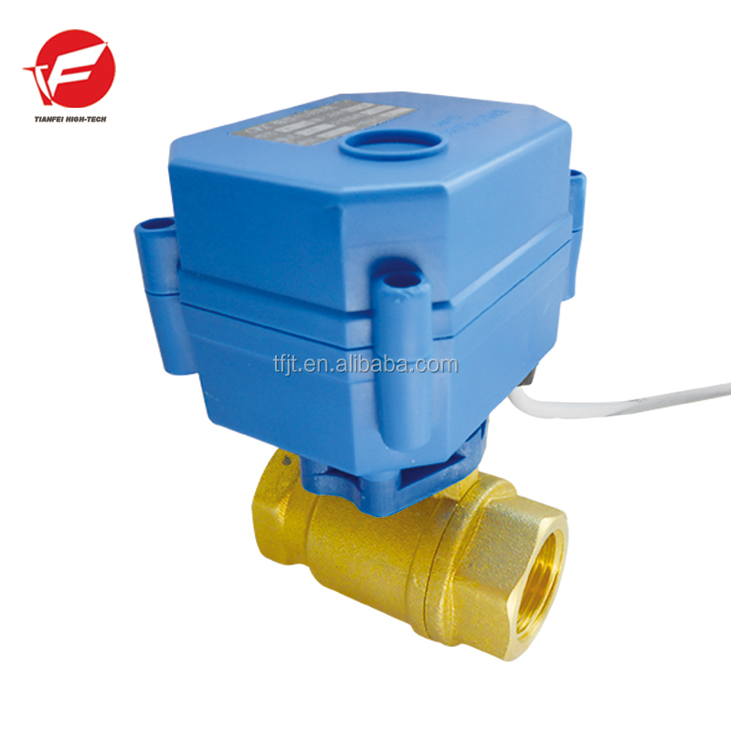 motorized ball valve electric control for <strong>water</strong> treatment and mini auto-control <strong>water</strong> <strong>system</strong>