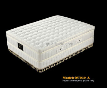 Bedroom Furniture Comfortable 7 Zone Pocket Spring Mattress