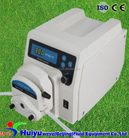 electric acid transfer pump