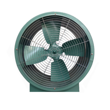 BT35-11 FRP explosion-proof ventilation cooling Industrial axial fans