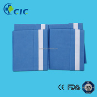 Customized Wholesale veterinary surgical sheets Utility Drape for emergency room