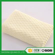 Home, Gift, Hotel, Airplane, Sports Use and warp knitting Technics Microfiber material Lattice Hand towel