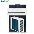 2018 newest off grid solar powered air conditioner 100% split wall mounted solar air conditioner
