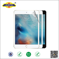 manufacturer Ultra Crystal clear screen protector for ipad pro