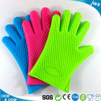 Hot Sale Cheap High Heat Resist Silicone Oven Glove Oem Producer