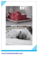 wholesale fitness romance mini indoor spa bathtub molds