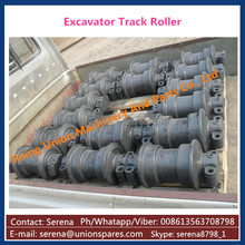 high quality excavator track bottom roller EC290 for Volvo
