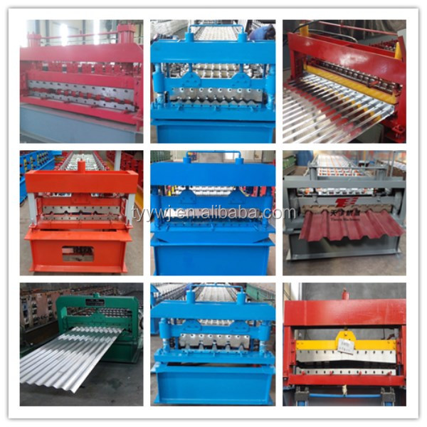 High Quality steel c z purlin roll forming machine for sale