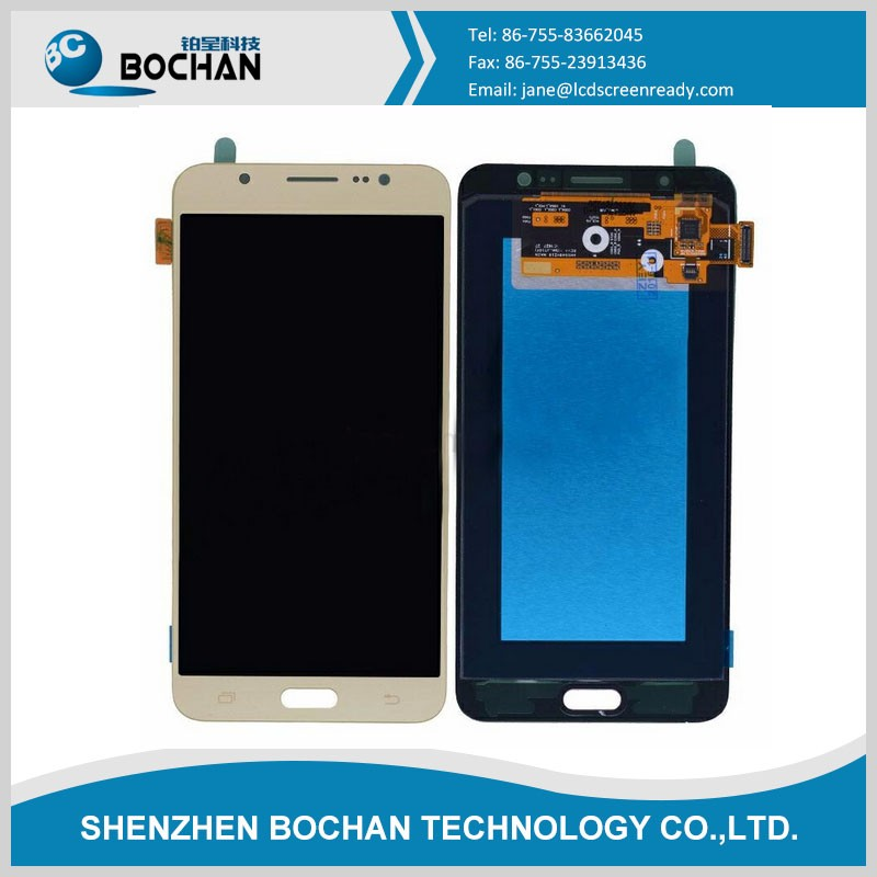 Wholesale cellphone spare parts for galaxy j7 2016 touch screen replacement,touch screen digitizer for samsung j7 2016