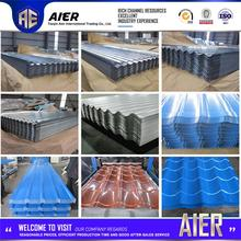 buyers coltan ribbed steel fence sheet corrugated steel sheet 75-78mm pitch for wholesales