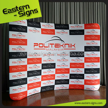 10ft Top Quality Polyester Fabric Backdrops for Weddings