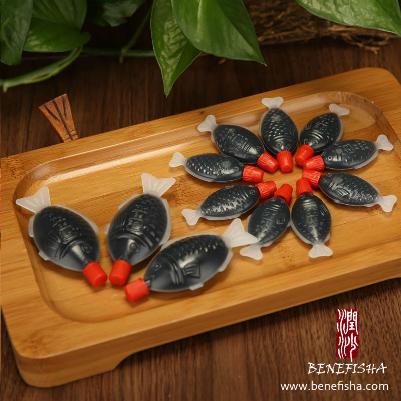 Japanese fish shape soy sauce 8m