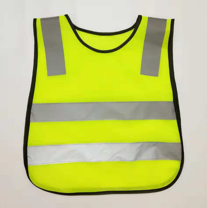 Guangzhou factory Reflective Safety Vest Clothing Outdoor Running Protection Vest