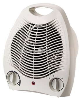 1000W 2000W electric fan heater with Overheat protection