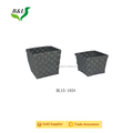 New products eco-friend pp woven storage basket