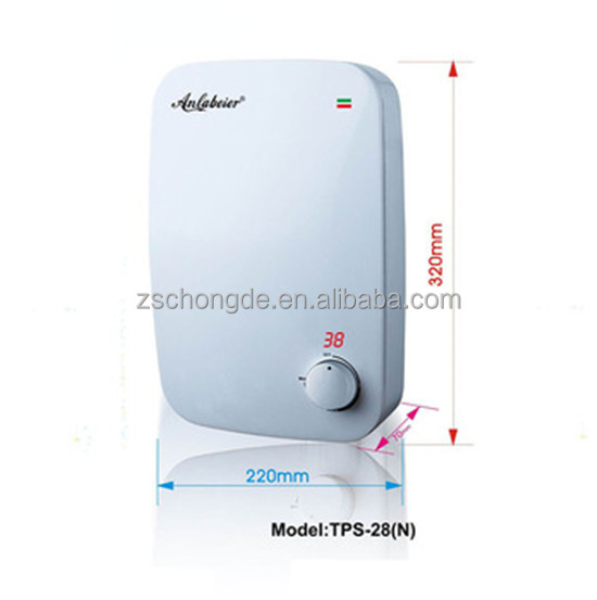 110V 5.5KW national electric water heater