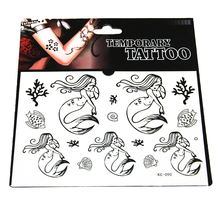 OEM promotional gift custom bulk temporary tattoo