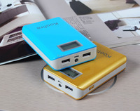 External Battery Charger USB Charger 2016 Multi Port USB Charger , Power Bank For Samsung Galaxy s2