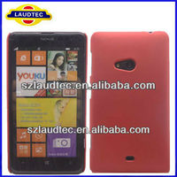Rubber Hard Coating Skin Case Cover for Nokia Lumia 625 100% Perfect Fit