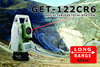600m Reflectorless Total Station with Bluetooth and USB