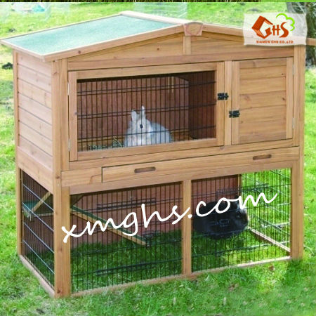 Natura 2 Story Rabbit Hutch