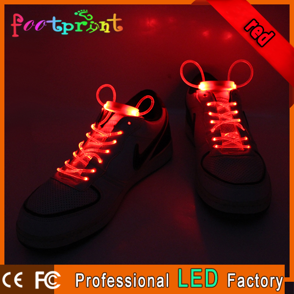 LED shoelaces for party