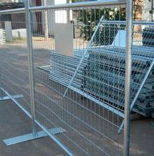 Professional Manufacturer Removable Mobile Chain Link Mesh Filled Temporary Fence