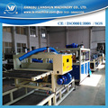 Board manufacturing extrusion equipment with new style