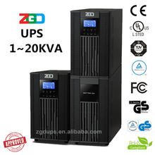 Ture online ups 2KVA 220V 24VDC for computer and server