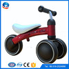 2016 latest design front 2 wheel back 1 wheel children scoot balance bike