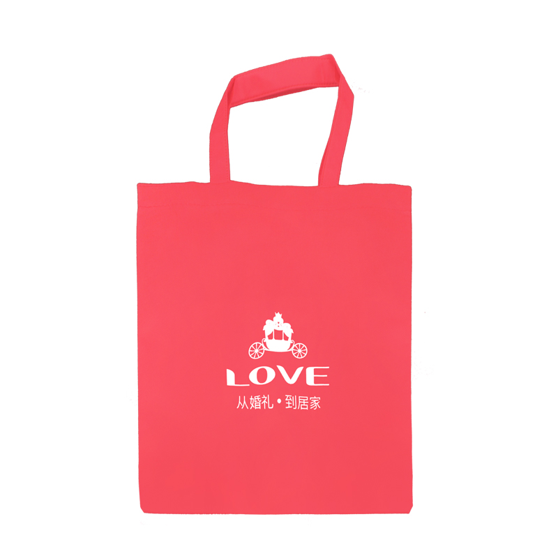 fashion recycled promo non woven gift bag