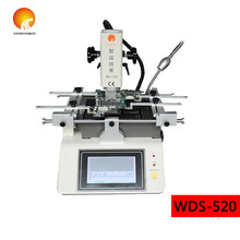 Factory Price ! Mobile Phone BGA Rework Station WDS-520 Bga Repair machine For iphone ipad XiaoMi Logic Board