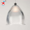 stripe pendant glass lamp shade