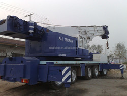 Used Japanese Tadano Truck Crane 200 ton for sale
