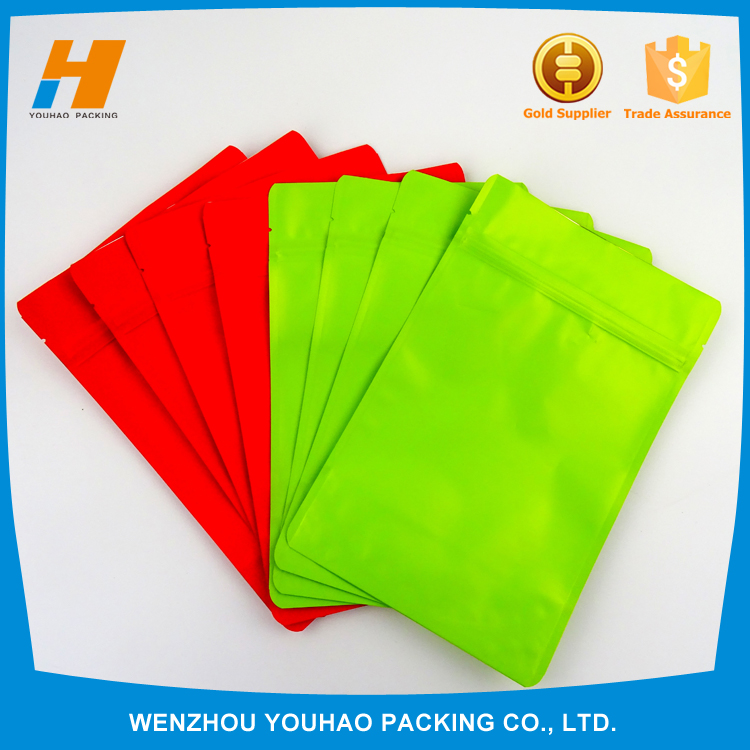 2016 New Trendy Products Zipper Plastic Bag