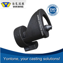 Yontone 33 Years Experience ISO Certified Mill Accurate Q215-Q215AF Q215Ab T6 selling steel sand casting marine fairlead column