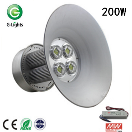 Industrial led high bay led high bay light 200W led high bay