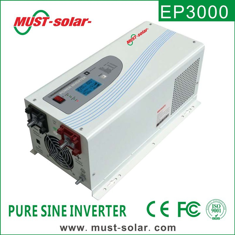 SA hot selling Must products 12/24V pure sine wave 1.5kw off grid solar system