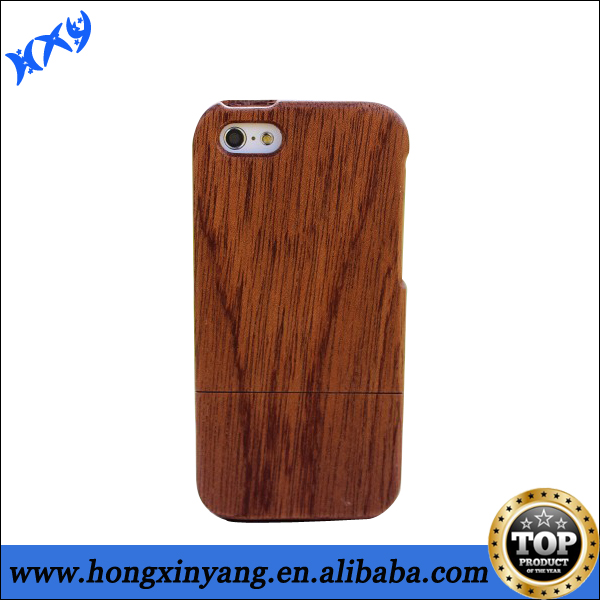 Cell phone case for iphone5c bamboo case cover