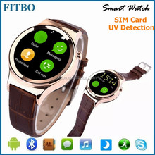 Brand New Anti-lost pedometer watch phone without camera