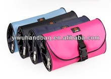 folding travel roll up toiletry bags