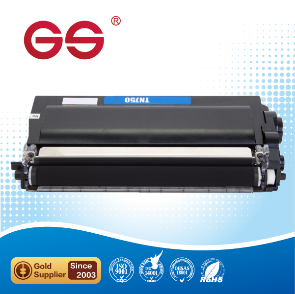 2015 new products printer consumer TN750 laserjet cartridges for brother