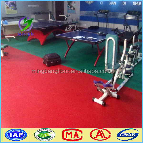 Best Price PVC flooring new pvc sports flooring for gym and other professional venues