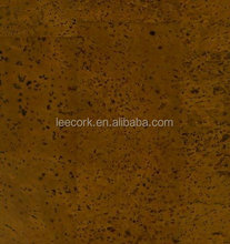 4mm Cork Glue Down tiles, heat and sound insulation, for floor covering - TS011-Palm