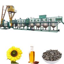 cotton seed soybean vegetable oil press extruder extraction machines