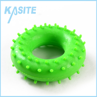 30KGS Professional eco-friendly PU hand exerciser grip ring for develope finger strength