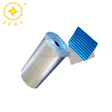 Eco-friendly heat insulation material cement roof aluminum air bubble foil insulation roll