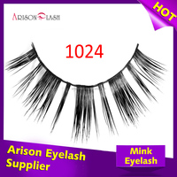Hot selling Mink fur eyelashes own brand eyelashes wholesale luxury false eyelashes free samples