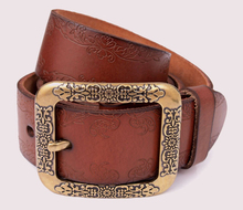 2017 genuine leather belts for Men Classsic Buckle Belt with custom logo