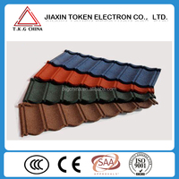 reliable stone coated metal roofing tiles of Paris Series